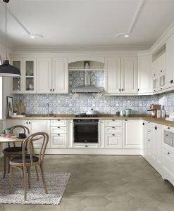 Кухненски плочки ARIA BLACK-RED 30*60