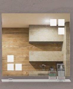 Огледало за баня с кант Болоня 75*65