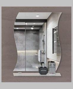 Огледало за баня с кант САНРЕМО 50*70