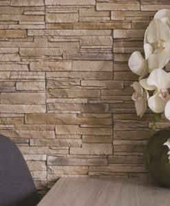 Декоративен облицовъчен камък INCANA модел JUKON TIERRA 37.5*10
