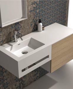 Мебел за баня ICP 10083L