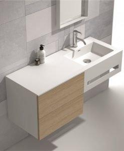 Мебел за баня ICP 12083R