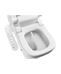 Окачена тоалетна Meridian A346247000 с капак Multiclean® Advance Round A804001001