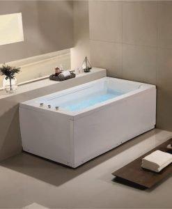 Хидромасажна вана за вътрешно пространство LB1766 177*91