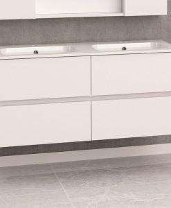 PVC шкаф за баня 11955 120*46