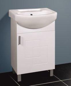 PVC шкаф за баня 5385 50*42