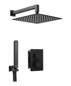 Термостатна душ система Deante Box Quadro BXYZNECT