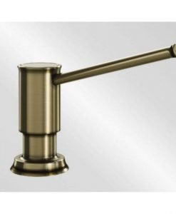 Дозатор за течен сапун BLANCO LIVIA МЕСИНГ 521292