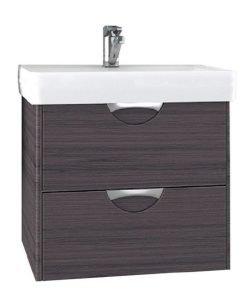 MDF шкаф за баня ROCA SILVA 60 OAK MAKIATO WQ7Z211801SIW50
