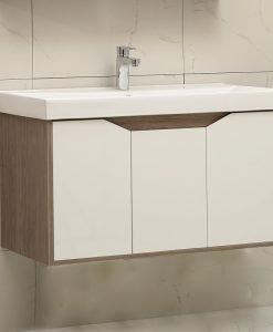 PVC шкаф за баня 9155 90*48