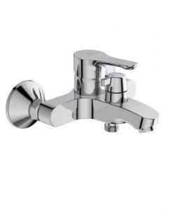 Смесител за вана/душ с керамичен разпределител IDEAL STANDARD APHIA BC489AA