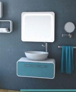 Мебели за баня ARVIPO OVAL 80