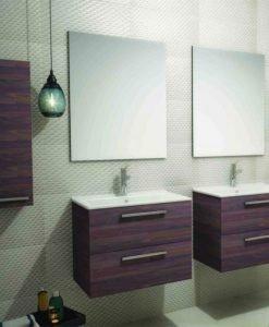 Мебели за баня ARVIPO WOOD