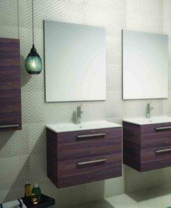 Мебели за баня ARVIPO WOOD HPL покритие