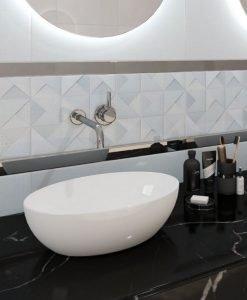 Плочки за баня NAVARTI CEARMICA модел GLAM BLUE 30*60