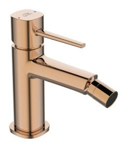Смесител за биде LAVEO модел POLA BAP_832D розово злато
