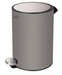 Тоалетно кошче 5л 7072G сив мат