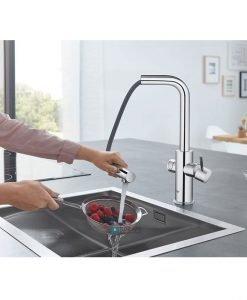 GROHE BLUE HOME Кухненски смесител 31539000