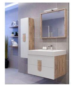 PVC комплект за баня ДЪРБАН с HPL покритие 60