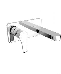 Вграден смесител за мивка FAYANS HELIOS-N WQ3W13960040014