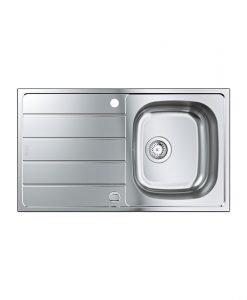 Кухненска мивка K200 GROHE 31552SD1