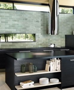 Плочки за баня CIFRE CERAMICA модел OPAL TURQUASE PB BRILLO 7.5*30