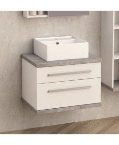 Шкаф за баня АРИЯ 60 ICP 6144-1